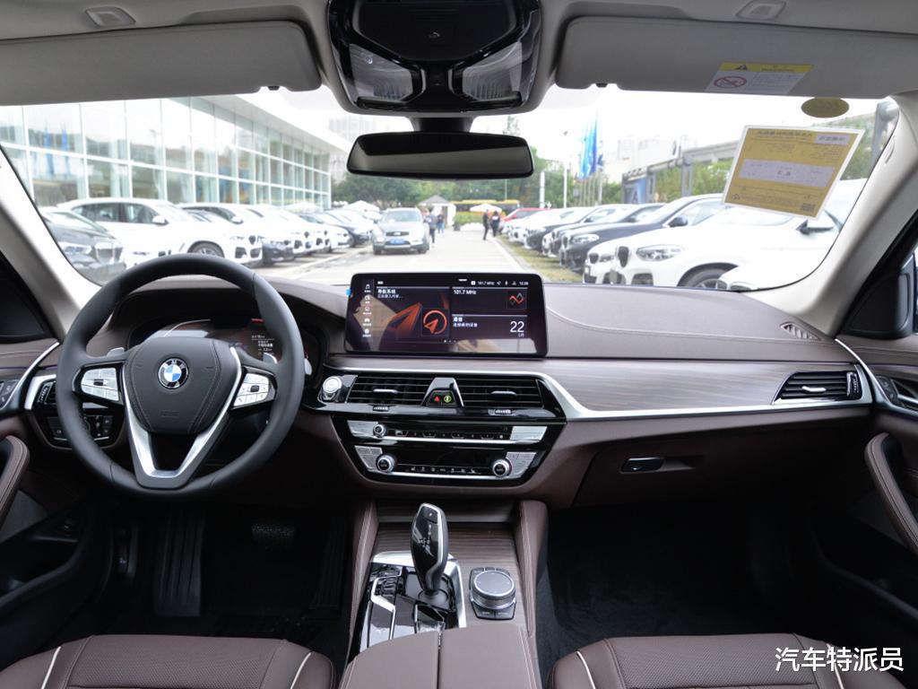 """豪華C級車""""鐵三角""""已全部推新款,2021款寶馬5系上市,42.69萬起-圖5"""