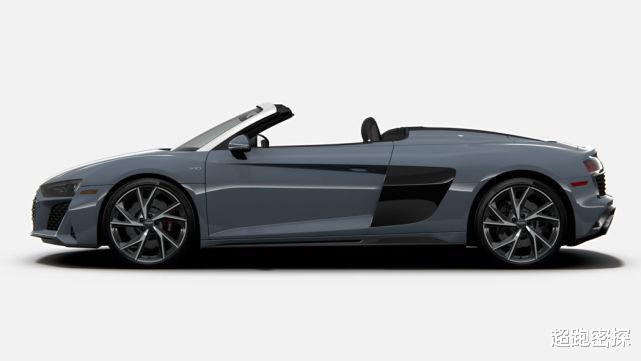 再度拉低跑車門檻,奧迪R8 RWD版本發佈,價格更低,重量更輕!-圖2