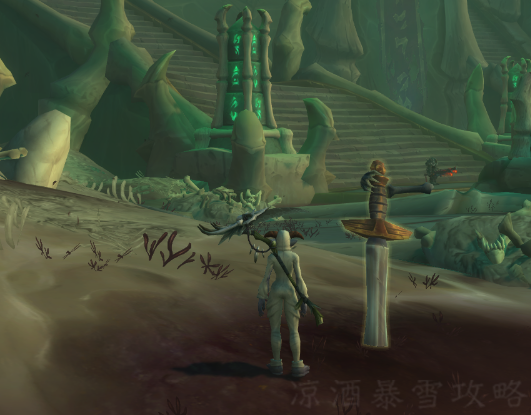 魔獸世界:180裝等雙手劍世界任務刷新 這兩周的小極品武器-圖3