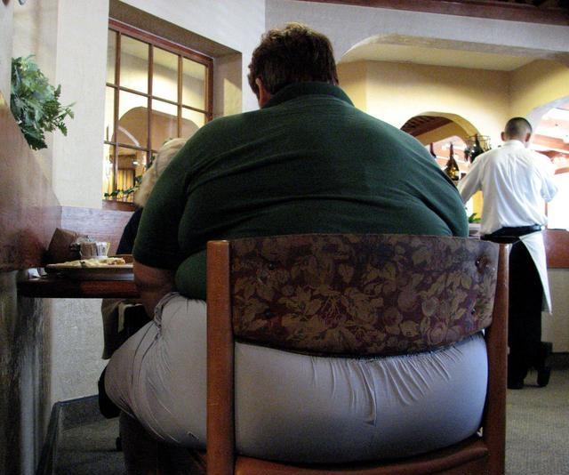 真實的美國普通人:3/4人口是胖子,越窮越胖,自我感覺很良好-圖3