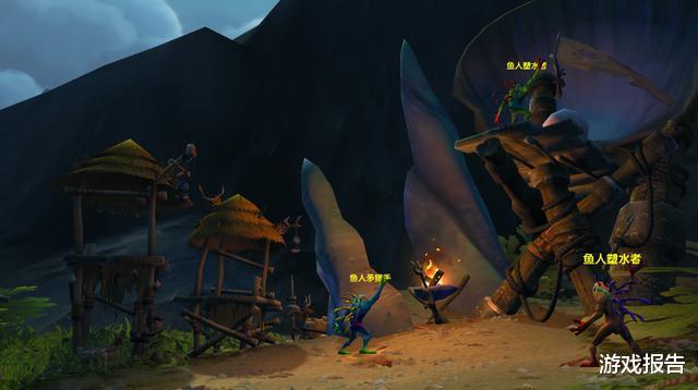 魔兽世界猎人宝宝_《魔兽世界》9.0前瞻:布隆亚姆又来送包包了,这次是最大的34格包-第2张图片-游戏摸鱼怪