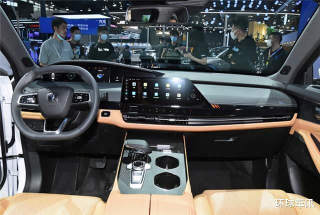 長安全新大五座SUV:14揚聲器索尼音響、上藍鯨2.0T-圖4