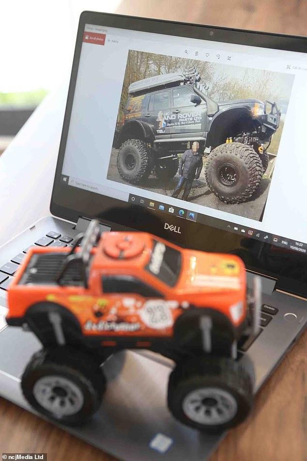 英6歲熊孩子鉆空,用爸爸電腦競拍巨型卡車,悲催父親欠下17萬-圖4
