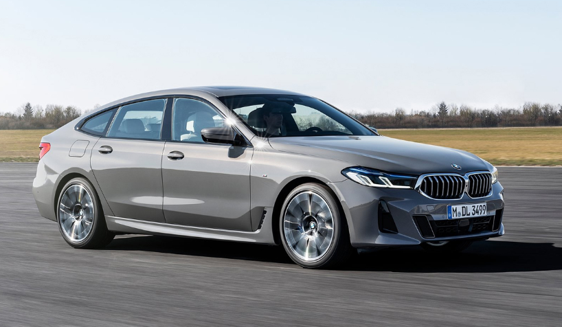 新BMW 6系GT上市,實車58.39萬起,搭載2.0T+48V輕混-圖10