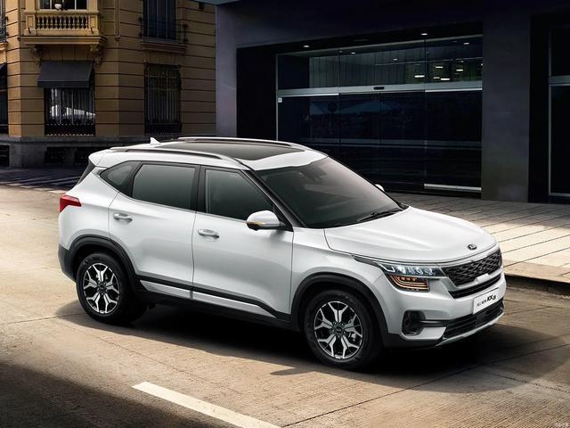 東風起亞傲跑,一款經濟性高和舒適性好的小型SUV-圖2