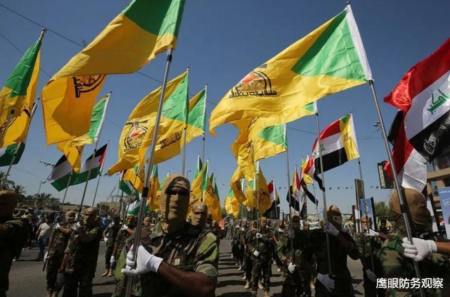 美國加速撤軍之際,伊拉克政府突然行動:親伊朗民兵被趕出巴格達-圖2