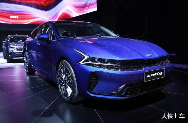 """起亞攜""""雙子星""""登陸北京車展,這兩臺新車亮相就預定爆款!-圖2"""