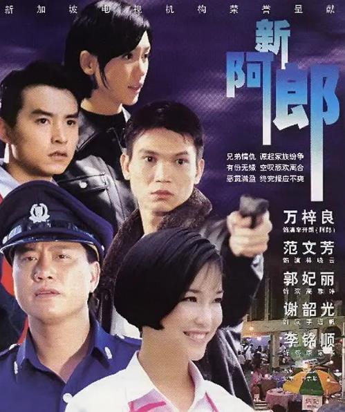 新加坡十佳電視劇,當年都風靡一時,你還記得幾部?-圖7