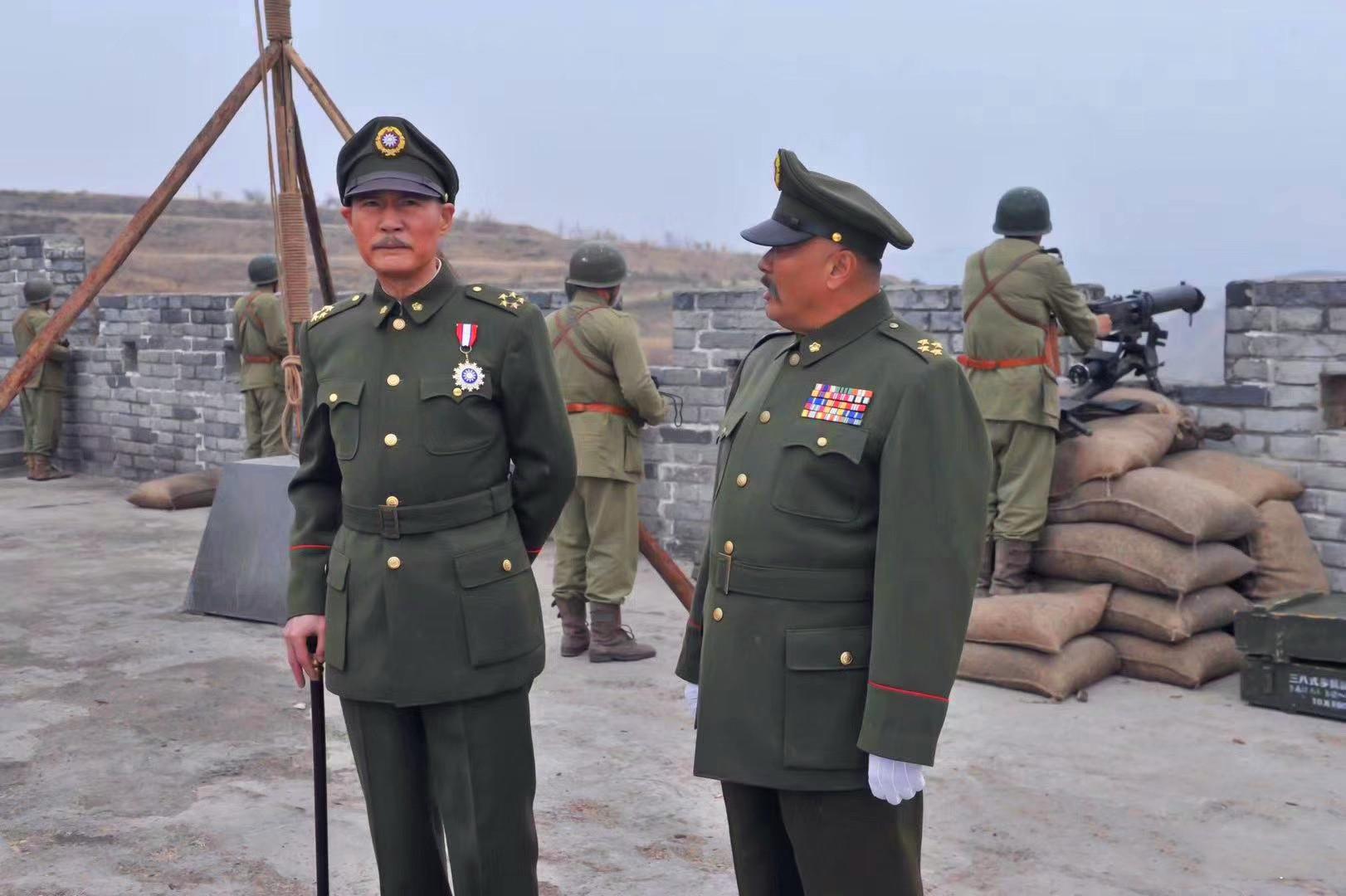 《八佰》後又一國軍抗日電影過審,演員陣容強大,但檔期遲遲未定-圖7