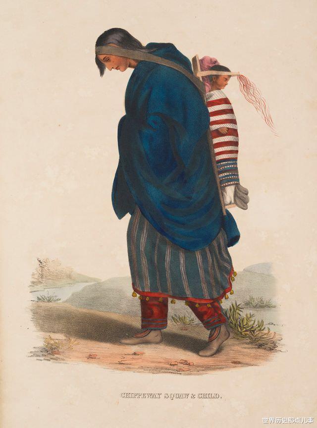 舊影拾記:19世紀,印第安人到華盛頓談判,美國畫傢給他們畫像-圖7