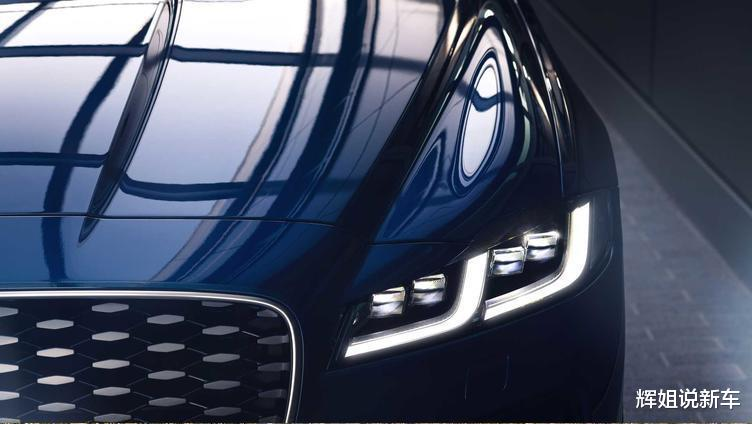 """iQ全鋁平臺打造""""捷豹XF""""中期改款車型正式發佈,5.8秒破百-圖2"""