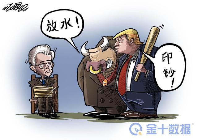 """美國還在發債""""自救""""!中國已拋2500億美債,誰會成接盤俠?-圖5"""