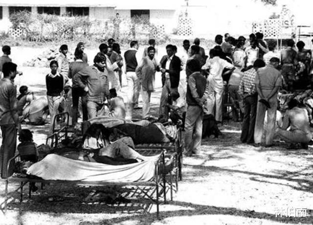 1984年化學品事件:人們熟睡中被炸醒,57.5萬人喪命,20萬人殘疾-圖2