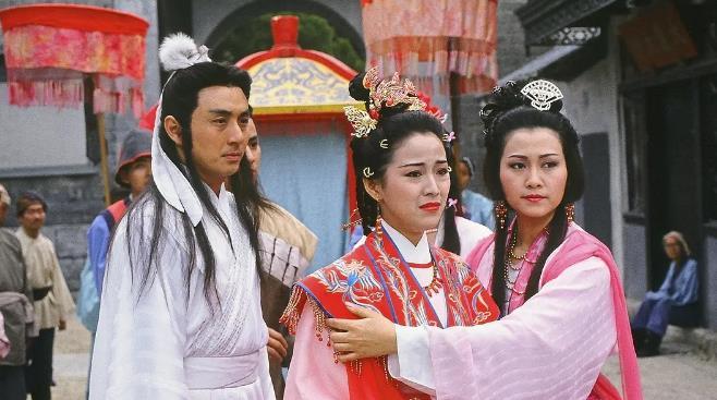 隻有20集的十部TVB古裝劇,你還記得幾部?-圖4