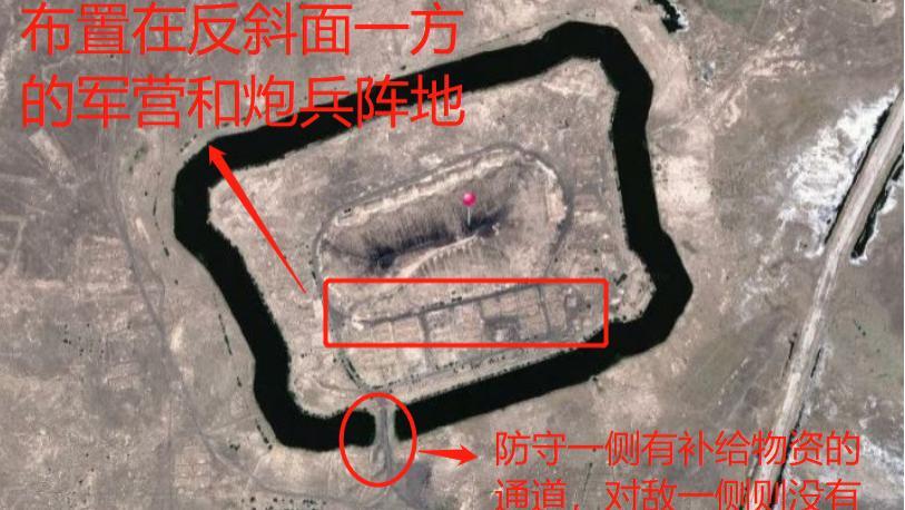 """中国""""人造山""""见过没?5000万人民币一座,专门用来阻滞装甲部队"""