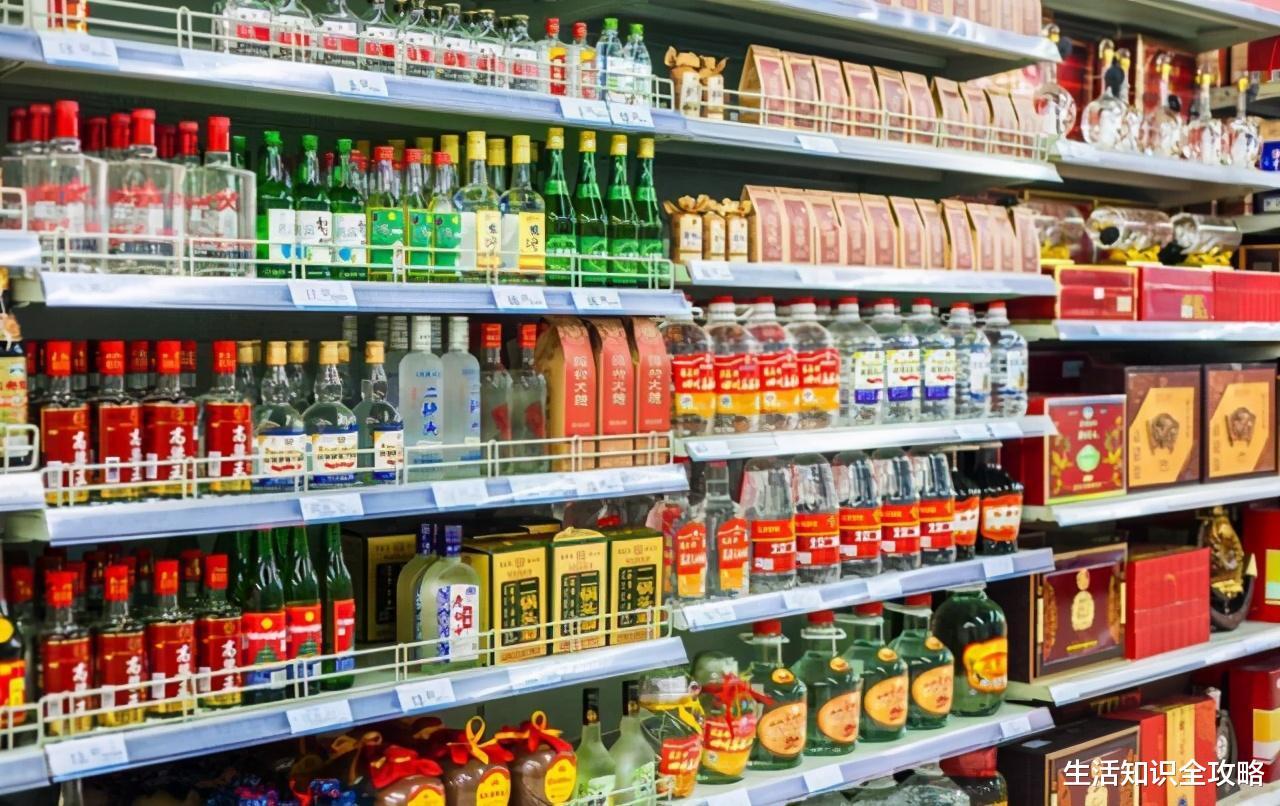 中國尷尬酒,80年代前有錢人才喝,現在低價倉庫沒有人碰-圖3