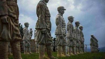 此国忘恩负义,为了发展,将中国十万抗日英雄的坟墓夷为平地