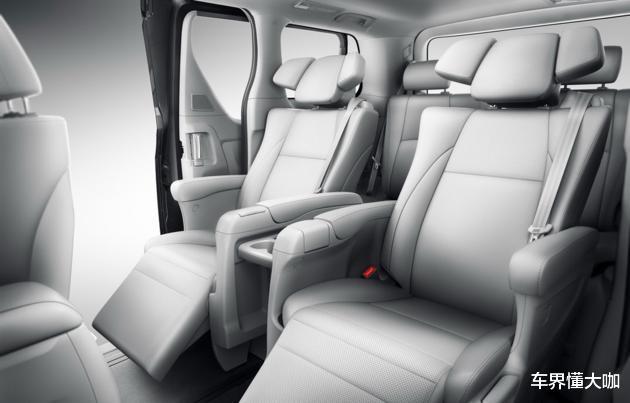 國寶級MPV曝光!頭等艙座椅配航空頭枕,比奔馳S級都舒服-圖7