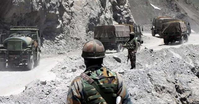 中印邊境軍情報告!印軍陷困境,缺水缺糧還雪崩,士兵被活活凍死-圖4