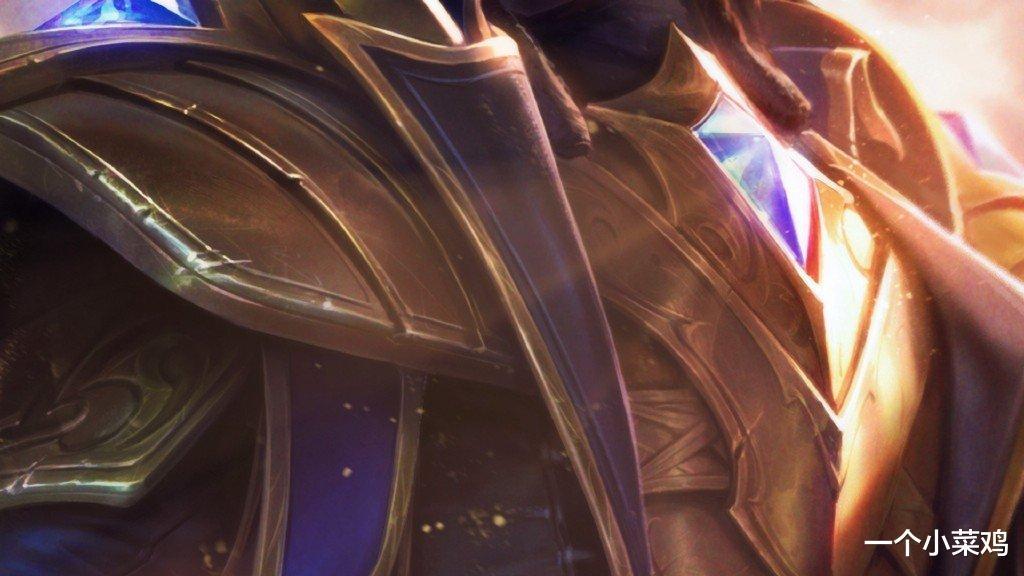"""LOL:S10""""勝利男神""""獎勵皮膚原畫公佈,盧錫安的眼裡有""""詭異的光""""-圖3"""