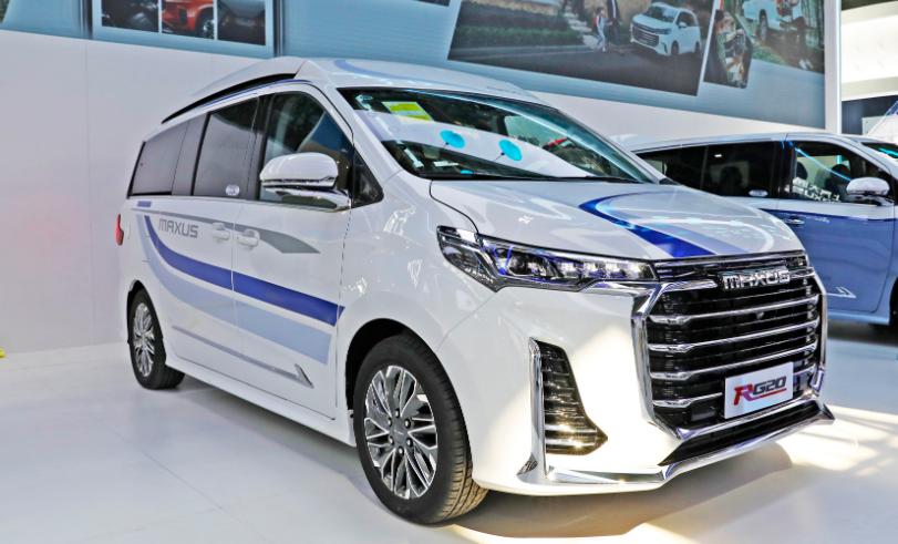 上汽大通推出全新旅居車RG20,一款兼具MPV與房車功能的全能王-圖3