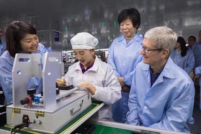 當蘋果正在悄悄減少中國制造,接下來會發生什麼?-圖4