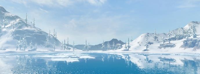 奥拉星白虎怎么打_这款生存游戏画面有多美?玩家差点因沉迷风景而忘记求生-第4张图片-游戏摸鱼怪