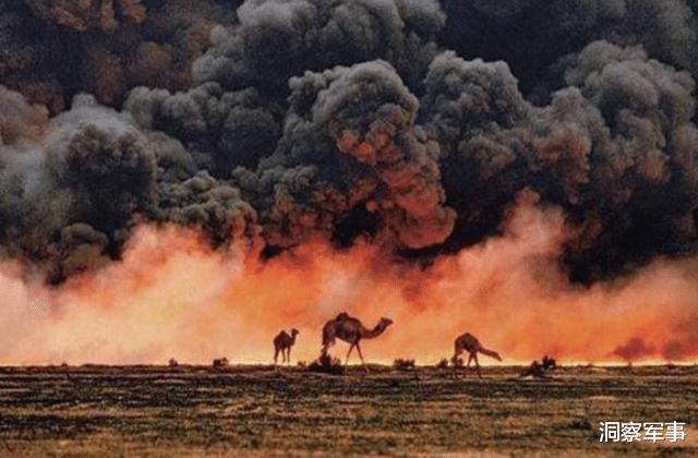 薩達姆為何將500萬噸石油倒入海中?28年後才懂有多高明-圖3