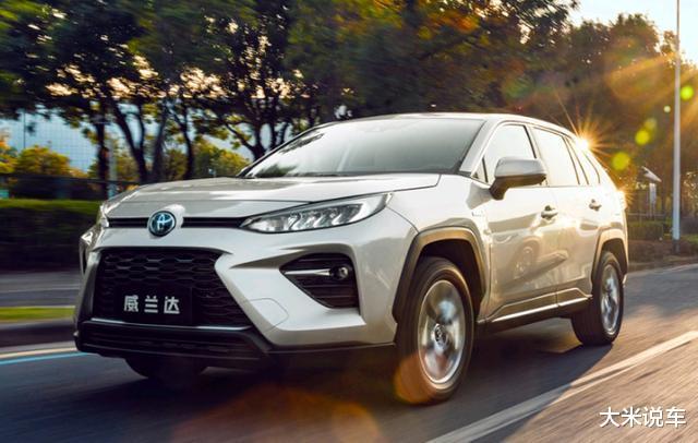 豐田新款平民SUV,四驅還有218馬力,滿油可以跑1200KM-圖8