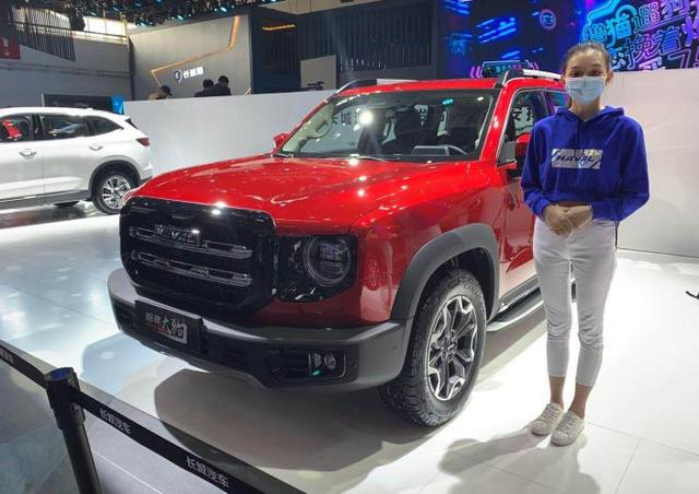 2020北京車展,四款國產車成名,一款比一款科技,最低7萬多-圖5