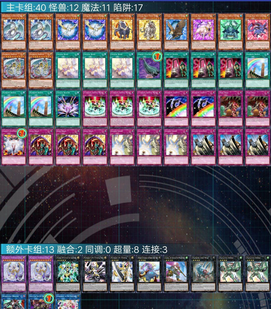 遊戲王:寶玉獸現在還勉強能打,再不推出新卡就被時代拋棄瞭-圖2