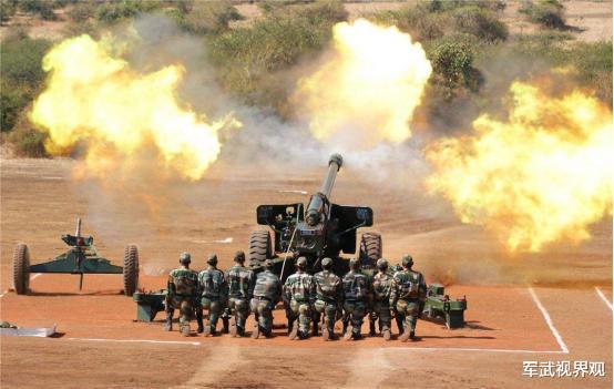 印度邊境槍炮聲四起,大量炮彈從天而降,印軍傷亡數陡然上升-圖2