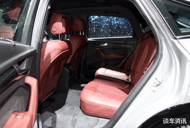 """""""奧迪Q5轎跑版""""將上市,配252匹2.0T高功引擎,燈組設計很科幻-圖4"""