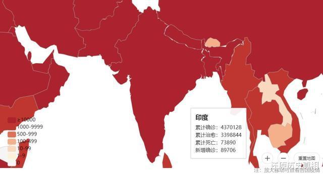 死亡已經超過10萬人,為何印度不向我們求援呢?-圖2