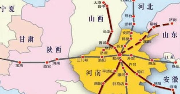 梅苏特·厄齐尔_中国高铁再出击,太焦高铁建设正酣,山西这四个城市受益最大