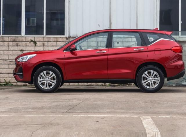 3臺7萬左右入手的SUV,均搭載T動力,關鍵來自知名品牌-圖2
