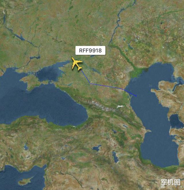 南高加索地區爆發激烈沖突,俄羅斯直接派安-124支援亞美尼亞-圖2