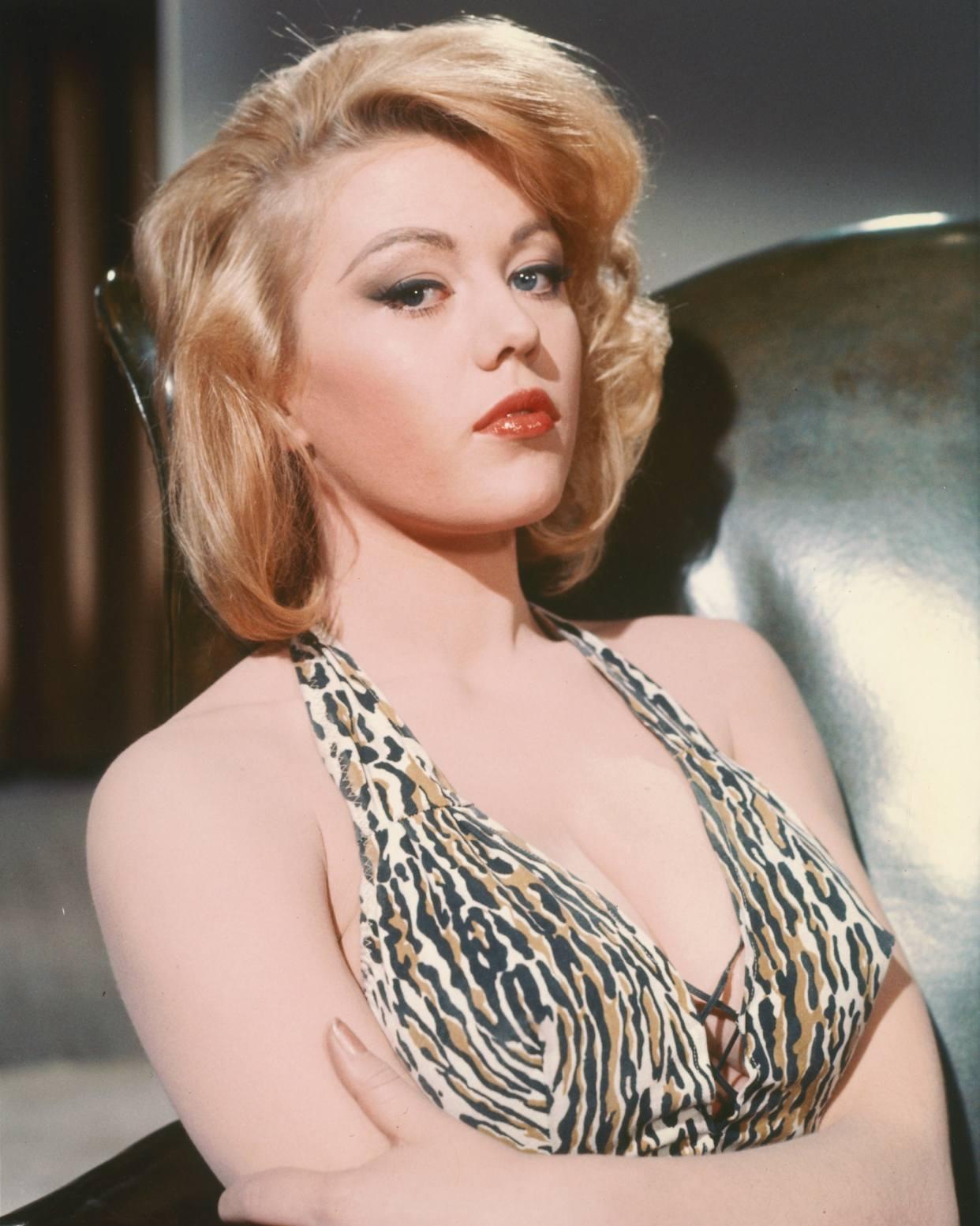 007女郎Margaret Nolan逝世終年76歲全金性感造型成經典-圖6