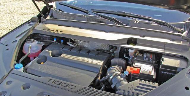 奇瑞瑞虎8plus熱度比較高,三大件目前代表瞭奇瑞SUV整體的產品力-圖5