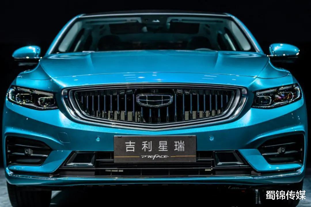 北京車展深度解讀:吉利星瑞的出場,讓合資轎車黯然失色-圖6
