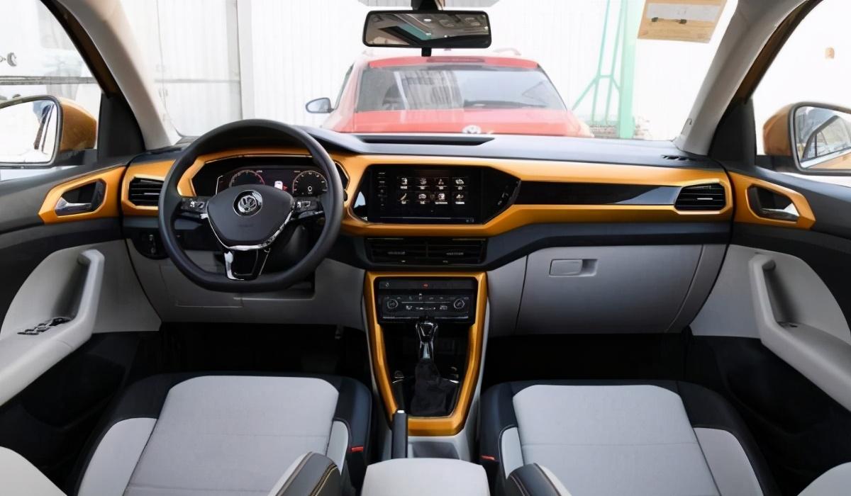 上海大眾15萬左右越野車 兩款高顏值SUV值得推薦-圖4