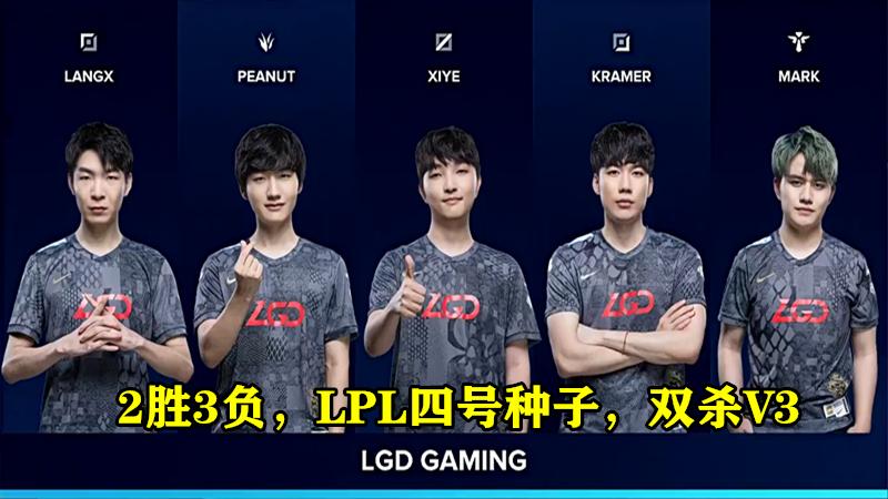 """""""兩支晉級小組賽,兩支淘汰""""就在今天,S10入圍賽結束,LGD的Bo5對手誕生-圖3"""