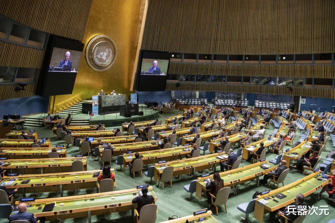 又一國向印度發難,要求新德裡立即撤兵,聯合國大會上演激烈辯論-圖2