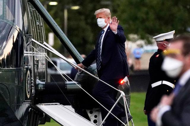全球唯一一個!特朗普治療曝光,美媒:無人能得到總統獲得的治療-圖5