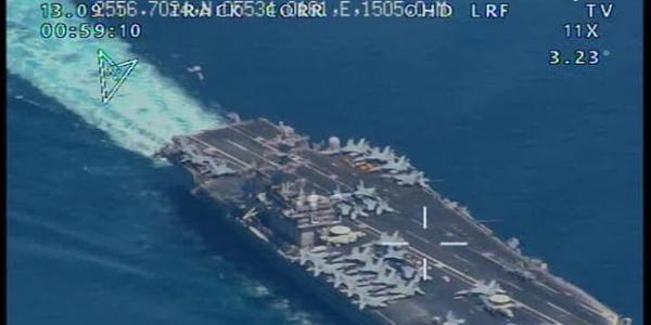 美軍在海峽外頻繁增兵,沿岸大批C802導彈待命,白宮呼籲保持冷靜-圖2