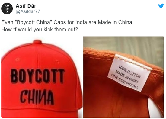 沖突後,印度從中國進口額數據尷尬出爐,印網友:這是一個陷阱-圖3