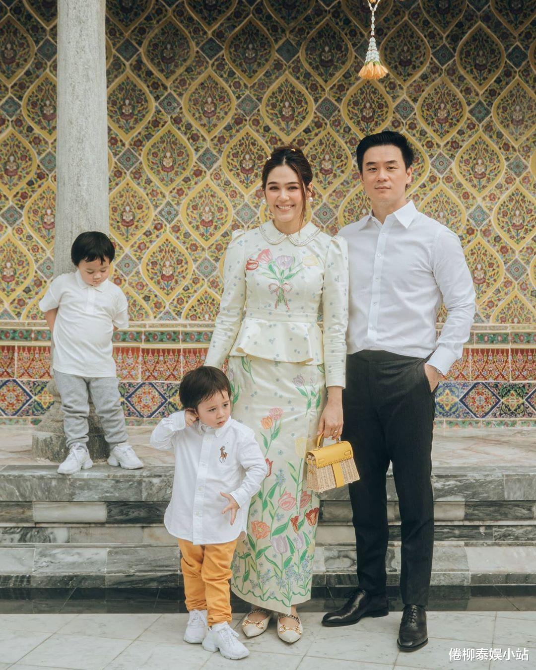 泰星Chompoo否認懷孕:女兒的事要到明年再說,我老公說他能等-圖8