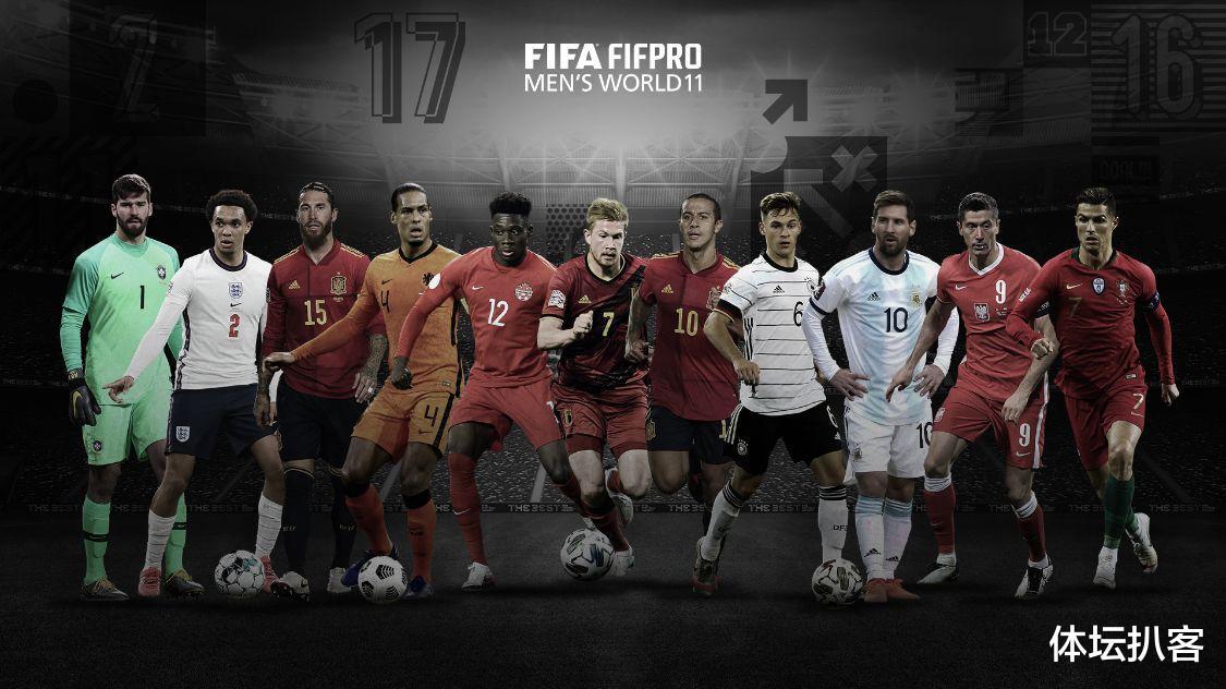 FIFA一夜爆出4大冷门!5冠王主帅落选,拜仁遭重创,利物浦大赢家