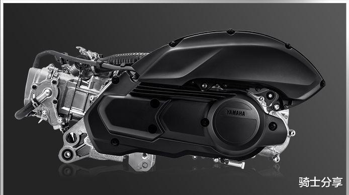 想入手一輛踏板車,但糾結於雅馬哈NMAX155和SR MAX250,如何選?-圖5