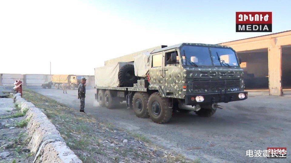 動用遠火!阿塞拜疆搶先發起遠火打擊,亞美尼亞出動中國遠火抗衡-圖7